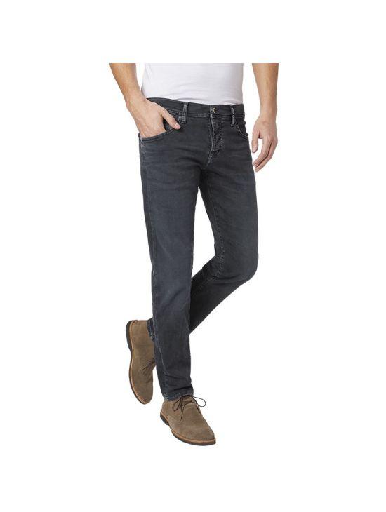 Tmavě šedé džíny Pepe Jeans CANE