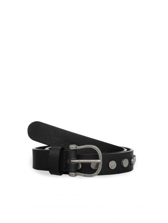 Dámský užší okovaný pásek Pepe Jeans Margaret
