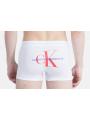 Pánské bílé boxerky Calvin Klein NB1678A